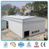 La costruzione prefabbricata ha progettato la tettoia del gruppo di lavoro di memoria della struttura d'acciaio