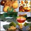 Lecitina orgânica da soja, aditivos de alimento de Halal