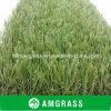 Дерновина года круглая зеленая синтетическая для селитебный и коммерчески Landscaping