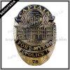 専門家私達Army (BYH-10059)のためのCaptain Metal Police Badge