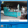 Precio automático de la máquina de la fabricación de papel de la servilleta de papel del plegamiento de la impresión que graba en color 2