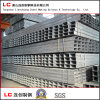Carbon comune Square e Rectangular Steel Pipe per Structure Building