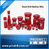 Rock Drill를 위한 St58 89mm-152mm Threaded Button Bits