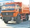 6X4 25 Tonnen POWERSTAR Kipper-LKW-
