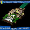 2017 promocional crear la medalla personalizada/la medalla de los deportes para requisitos particulares que se ejecuta