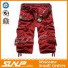 Shorts del carico di estate degli uomini con le caselle laterali