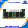 Шэньчжэнь 64 Производитель * 8 667 PC2-5300 1GB Memoria оперативной памяти DDR2 для ноутбуков