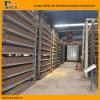 De volledig Automatische Drogende Kamer van het Rek van de Tunnel van de Baksteen van de Klei van het Project
