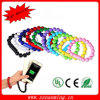 USB Cable de Bracelet Magnetic da forma para o iPhone