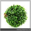 옥외 가짜 PVC 회양목 잔디 공 회양목 공