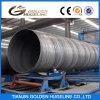 ASTM A53 Gr. B ERW Rohr des Zeitplan-40