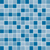 300X300mm Glazed Ceramic Mosaic Tile для Swimming Pool с Different Pattern Design