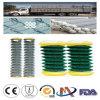사슬 Link Fence 또는 Chainlink Fence Sheet/Diamond Fence