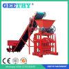 Малая машина пустотелого кирпича фабрики Qtj4-35b2 кирпича конкретная