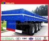 rimorchio della parete laterale del carico del contenitore del camion della base di 3axle 20-40FT semi