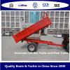 Aanhangwagen van de Doos van de Lift van Bestyear de Automatische en de Aanhangwagen van de Plaat