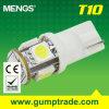 Mengs® T10 1W Auto LED Light met SMD 2 Years'warranty (120140005)