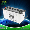 12V 105ah Dry Charged Truck Storage Battery