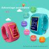 0.96 '' OLED badine la montre mobile de GPS avec le bouton de SOS (Y3)