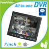 2014 7inch Icloud P2p Function DVR Combo