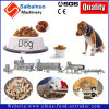 Extrudeuse d'alimentation des animaux de chat de crabot d'animal familier faisant la machine