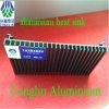 Profils en aluminium de radiateurs d'extrusion
