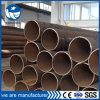 Estructural Negro redonda hueco Sección de tubería de acero