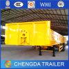 de los 40ft del plano de la cortina acoplado semi del fabricante de China