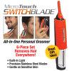 Switchblade Microtouch, человек Groomer, триммер все волос Switchblade в одном
