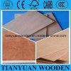 China laminó la madera contrachapada para las cabinas