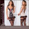 Сексуальное Lace Bustier с женское бельё Garter g String Corset (6131)