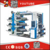 Volles Automatic Plastic und Paper Roll Flexo Printing Machine (YT)