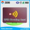 IDENTIFICATION RF d'à haute fréquence 13.56MHz bloquant la carte pour la garantie par la carte de crédit