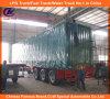 유형 40 피트 3 차축 커튼 측 트럭 트레일러