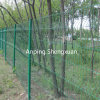 Сваренное Wire Mesh Fence с Peach Post для Security Fencing