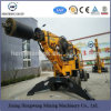 Big Diameter를 가진 55kw Spiral Pile Drilling Rig Machine