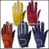 Новая цветастая перчатка PU гольфа
