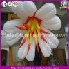 Weiße Dekoration, welche die aufblasbare Blume aufblasbar Wedding ist