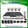 Аварийная система домашней обеспеченностью набора камеры купола DIY (BE-9604H4IB)