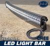 4X4 Curved 50inch LED Car Light 288W CREE LED Light Bar