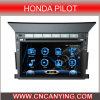 GPS를 가진 Honda Pilot, Bluetooth를 위한 특별한 Car DVD Player. (CY-9804)