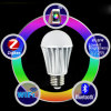 diodo emissor de luz Bulb de 7W RGBW WiFi
