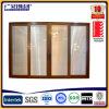 Portelli scorrevoli di alluminio per il balcone e l'ufficio