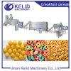 Maquinaria expulsa automática dos flocos de milho dos produtos novos