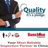 중국에 있는 정원 헛간 품질 관리 검사