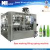 Imbottigliatrice dell'animale domestico della birra/attrezzatura/impianti