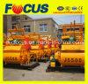 De lichtgewicht TweelingMixer van de Concrete Mixer Js500 van de Schacht Stationaire Concrete