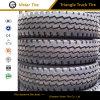 Tipo do triângulo todos os pneumáticos radiais de aço do caminhão