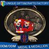 3Dカスタム金属のマラソンの円形浮彫り