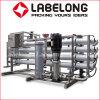 reines Filter-Rückseiten-Behandlung-System des Wasser-1000L (RO gereinigtes System)
